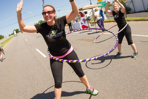 On-site Fitness Classes