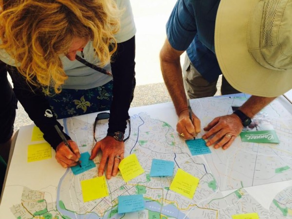 Adding comments to Richmond's draft Bike Master Plan BMP
