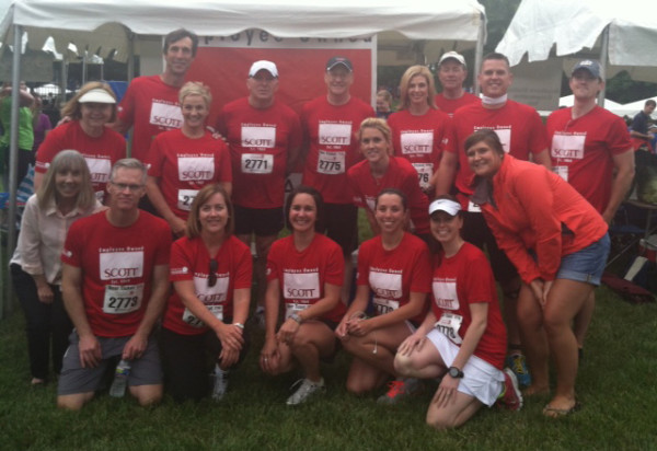 Scott Insurance Corporate Run
