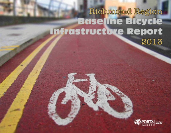 Richmond Bike Infrastructure Report page1