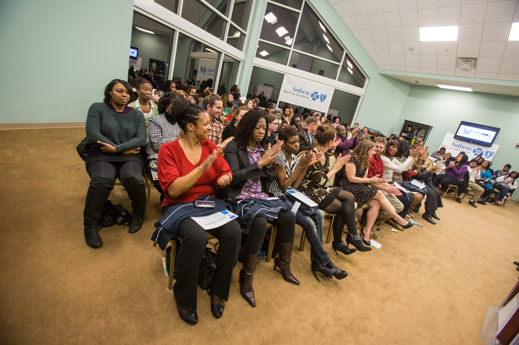 It was a packed house at the 2014 Active RVA Warriors Graduation.