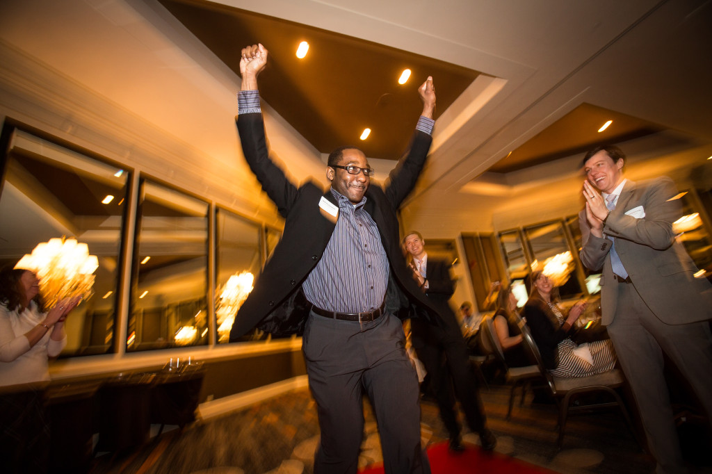 Just won an Active RVA Award? Do your happy dance!