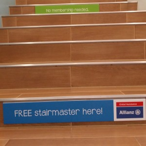 Allianz_stair signs