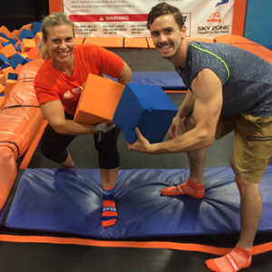 kelly at skyzone